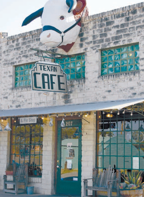Hutto Texan Cafe